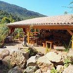 Restaurant l'USTERIA à Serriera Corse
