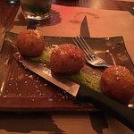 Truffle risotto croquettes