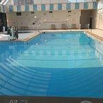 Huge pool!