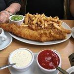 Bilde fra Websters Fish & Chips