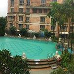 Executive Club Pool View Room