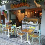 Orange Gelateria & Cafe
