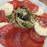 The Italian meat salad 😘
