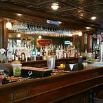 Beautiful antique bar