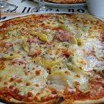 Excellente pizza !