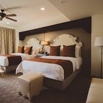 Our perfectly designed luxury room.