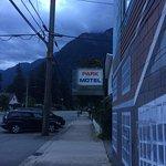Park Motel Foto