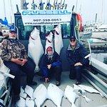 Our successful halibut trip