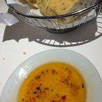 Bread & seasoned olive oil