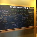 Chalk Thoughts