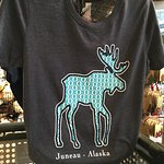 New items at Alaska Shirt Company in Juneau.