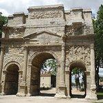 Splendide Arc de Triomphe Romain du 1er Siècle
