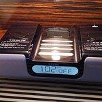Radio/reloj con conexión para iPod/iPhone. Muy buena calidad de audio...