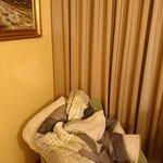 colcha de la cama