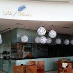 The Thai restaurant