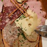 Gaststatte Schlosselgarten Foto
