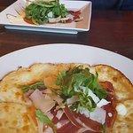 Parma Ham & Parmesan Bruschetta