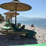 Photo de Zefiros Beach Hotel