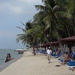 Sztuczna plaża ;)