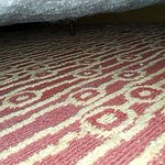 Dirt under the bed