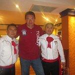 Wilberto y José, excelsos meseros del México Lindo