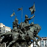 Monumento a los Cazadores de Alcántara