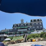 Beach pics from Block Island Surf hotel and from the Ferry ride over