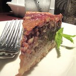 Bourbon Pecan Pie, Black Angus Steakhouse, Milpitas, CA