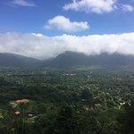 A view of El Valle De Anton from La India Dormida