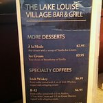 Photo of Lake Louise Village Grill & Bar