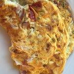 Polecam zamówić omlet
