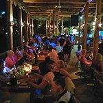 Caribbean Bar abends
