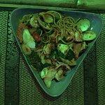Romantic bamboo Foto