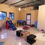 Aadya Resort kids play area