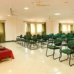 Aadya Resort function room