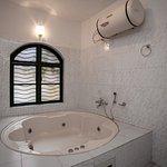 Aadya Resort - Room Bath room