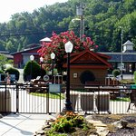 Bearskin Lodge on the River Hotel Foto
