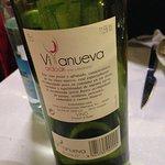 Vino blanco corriente