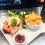 "Whilst Burgers are our speciality, we offer vegetation, gluten free, all day dining and ""somethi"