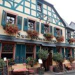 Historisches Weinhotel Zum Grünen Kranz Foto