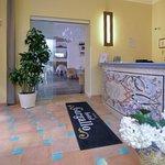 Gli spazi comuni sono curati, armoniosi e accoglienti.