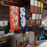 Legong  Fine Art of Batik Foto