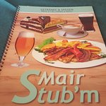 Mair Stub'm Foto
