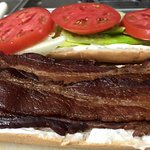 Molly's King Bacon Smoked never Fried