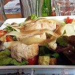 Salade-Repas Cesear