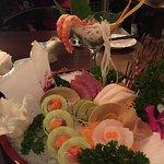 Fantastic Sashimi.