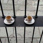 Foto de Café Brújula Santo Domingo