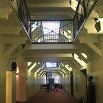 Jail corridor