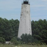 Lighthouse from Cap'n Rod's Lowcountry Tours