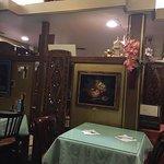Очень вкусно аутентично и приятная спокойная атмосфера, обслуживание приятное и быстрое!